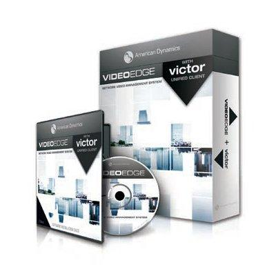 American Dynamics VideoEdge Network Video Recorder Software