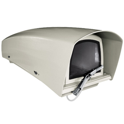 Videotec HGV52K1A100 Extra Large-sized Housing With Sunshield And Wiper