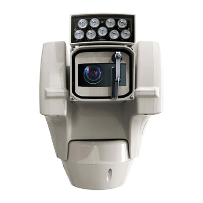Videotec UC1PVSA000A Outdoor PTZ Camera For Highest Precision Day/Night Monitoring