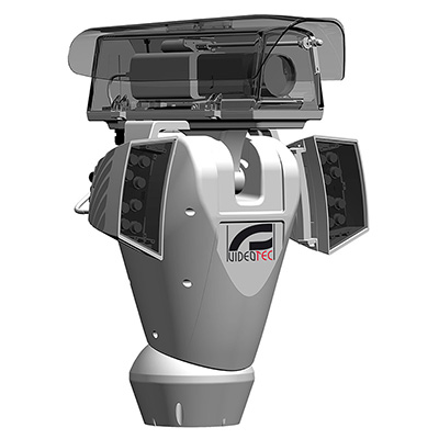 Videotec UPK2QEJAN00A 2.38 Megapixel Day/night Full HD Long Range PTZ Camera