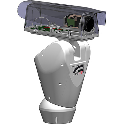 Videotec UPKT1AFSAN00A Thermal PTZ Camera With Up To X24 Zoom