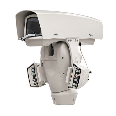 Videotec UPT1SLWA000E Colour Monochrome PTZ Outdoor Camera