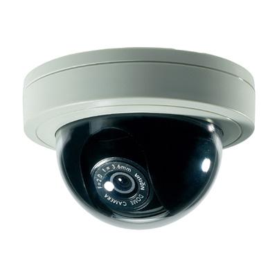 Visionhitech VDA90CSHR-R36 500 TVL dome camera