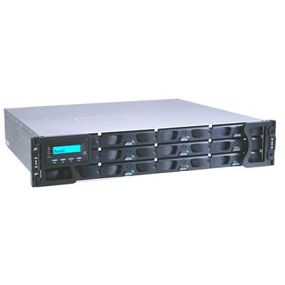 Visonic KOL-iRAID12 Storage Device With 12 Drive Bays