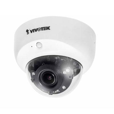 Vivotek FD8167 2MP Colour Monochrome Fixed IP Dome Camera