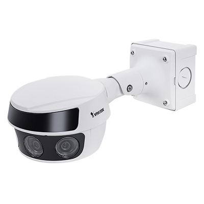 VIVOTEK 180° Multi-Sensor Panoramic Camera