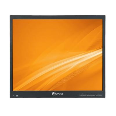 "Eneo VM-HD15M 15"" (38cm) LCD Monitor HD, 1024x768, LED, HDMI. VGA Composite, Metal Cabinet"
