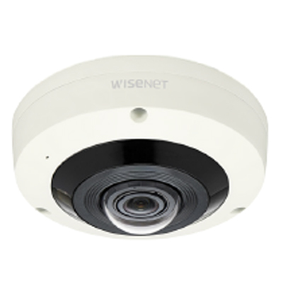 Hanwha Techwin America XNF-8010RV 6MP Sensor Fisheye Camera