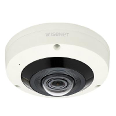 Hanwha Techwin America XNF-8010RVM 6MP Sensor Fisheye Camera