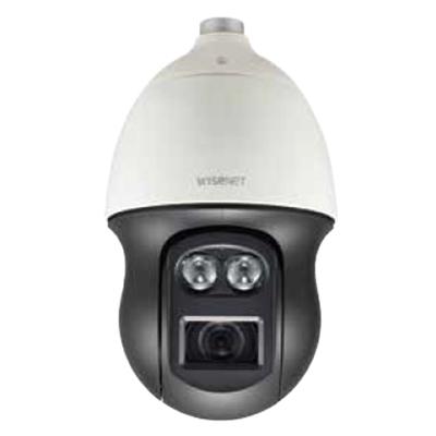 Hanwha Techwin America XNP-6370RH 2MP 37x Network IR PTZ Dome Camera