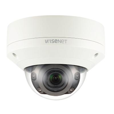 Hanwha Techwin America XNV-8080R 5MP Vandal-Resistant Network IR Dome Camera
