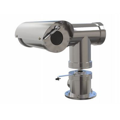 Axis Communications XP40-Q1765 HDTV 1080p Explosion-Protected PTZ IP Camera