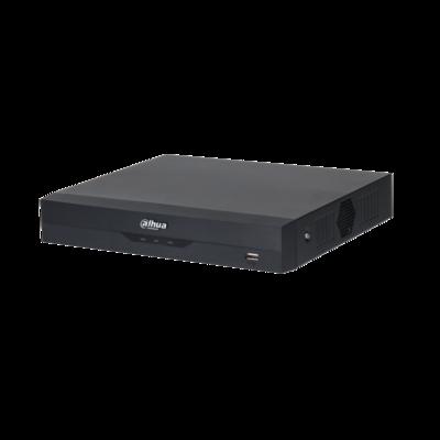 Dahua Technology XVR5104HS-4KL-I2 4 Channel Penta-brid 4K-N/5MP Compact 1U WizSense Digital Video Recorder
