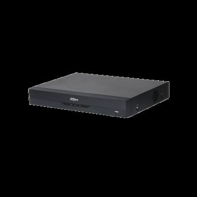 Dahua Technology XVR5108HE-4KL-I2 8 Channel Penta-brid 4K-N/5MP Mini 1U WizSense Digital Video Recorder