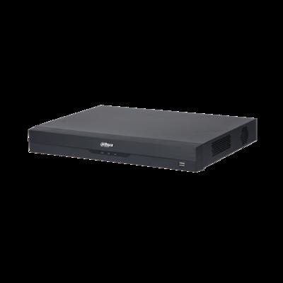 Dahua Technology XVR5208A-4KL-I2 8 Channel Penta-brid 4K-N/5MP 1U WizSense Digital Video Recorder
