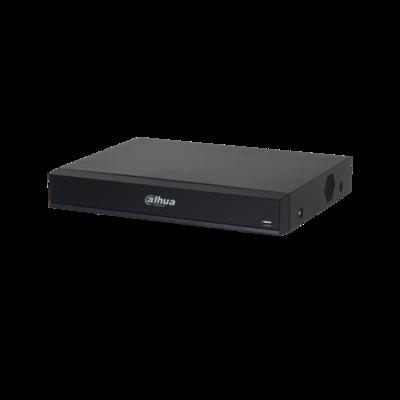 Dahua Technology XVR7104HE-4K-I2 4 Channel Penta-brid 4K Mini 1U WizSense Digital Video Recorder