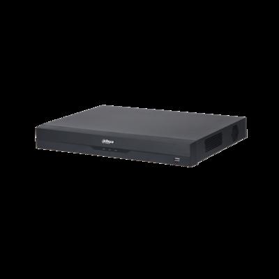 Dahua Technology XVR5208AN-4KL-I2 8 Channel Penta-brid 4K-N/5MP 1U WizSense Digital Video Recorder