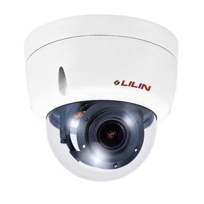 LILIN ZHR6482EX2 4K Day & Night Auto Focus IR Vandal Resistant IP Dome Camera
