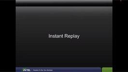 How To Set Up The Instant Replay Feature In The DVTEL NVMS