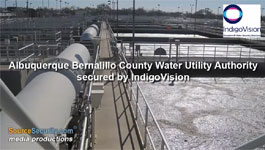 Albuquerque Bernalillo County Water Utility Authority Secured By IndigoVision