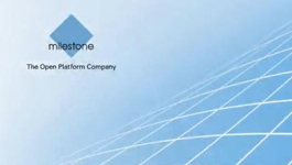 Milestone - Smart Client 5.0 Demonstration