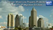 NVT's Ethernet Over 2-Wire Eo2 Transceiver Secures Condominium Complex at Atlanta