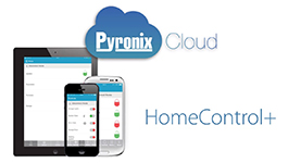 Pyronix HomeControl+ Security App And PyronixCloud