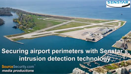 Securing Airport Perimeters With Senstar's Intrusion Detection Technology