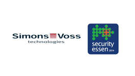 Simons Vos Standalone Access Control Solution At Security Essen 2014