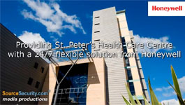 Providing St. Peter's Primary Health Care Centre With A Flexible 24/7 Security Solution From Honeywell