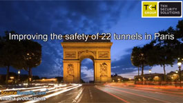 TKH Security Solutions Implements Video Surveillance System In 22 Paris Tunnels