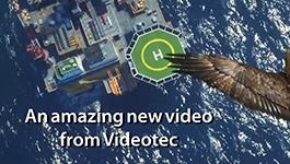 Videotec's Video Surveillance Range For Industrial, Oil & Gas, And Marine Markets