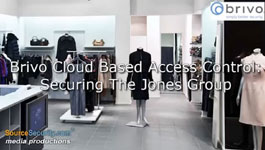 Brivo Cloud Based Access Control: Securing The Jones Group