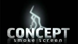 Concept Smoke Screen Security Solution Stops Burglar In Tracks