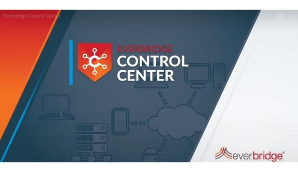 Everbridge Control Center
