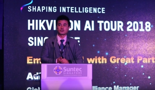 Hikvision AI Tour 2018 In Singapore