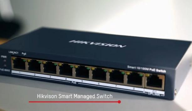 Hikvision Launches Smart Managed Switches