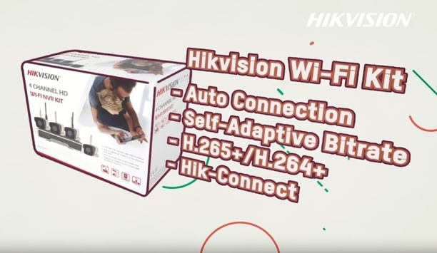 Gift Your Loved Ones A Hikvision Wi-Fi Series Kit This Christmas