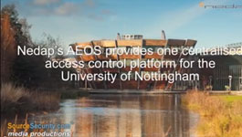 University in UK Migrates to One Single Access Control Platform with Nedap's AEOS