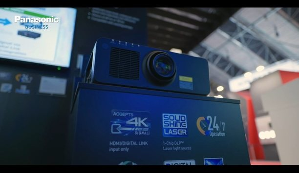 Panasonic Introduces The New 30.000 Lumens 4K Laserprojector PT-RQ35