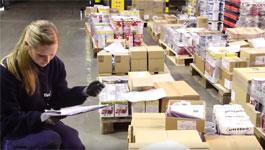PROMISE Technology NVRs Secure Vos Logistics Warehouse