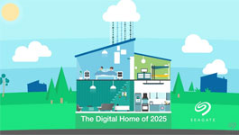 Seagate: The Digital Home Of 2025
