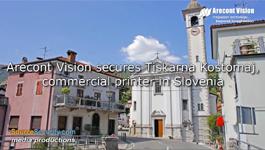 Arecont Vision IP-based Megapixel Video Surveillance System Secures Tiskarna Kostomaj