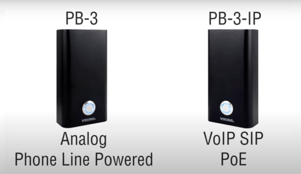 Viking's Emergency Phone Panic Button To Place Discreet Phone Calls