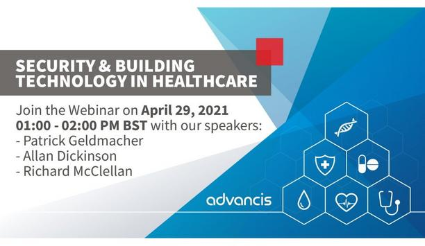 Advancis Webinar - The Benefits Of Utilizing Best Of Breed Technology In Healthcare