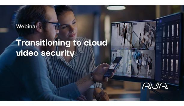 Transitioning To Cloud Video Security