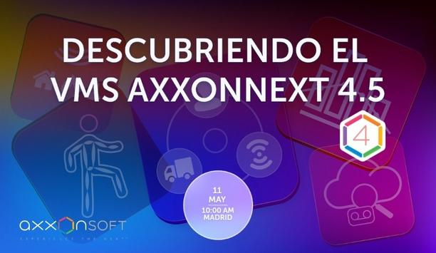Axxonsoft To Host A Webinar On The Working Of VMS Axxon Next 4.5