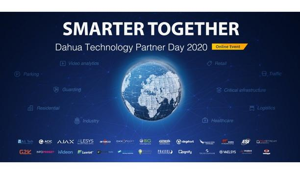 Dahua Technology Partner Day 2020