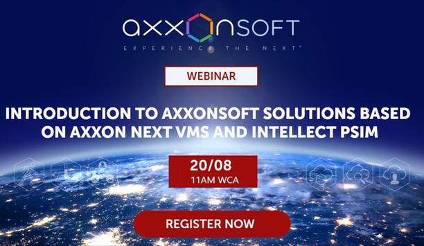 Introduction To AxxonSoft Solutions Based On Axxon Next VMS And Intellect PSIM