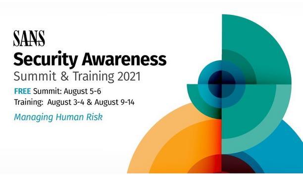 Security Awareness Summit & Training 2021